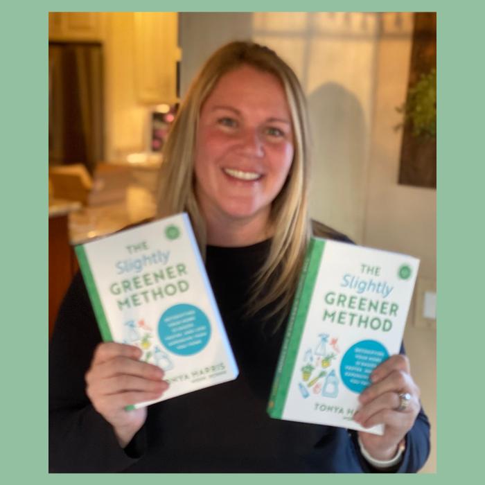 Tonya Harris The Slightly Greener Method Book