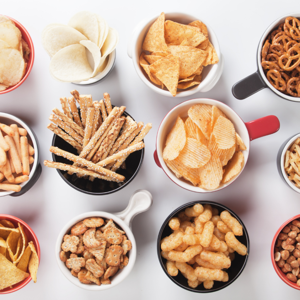 Artificial colors are found in many foods